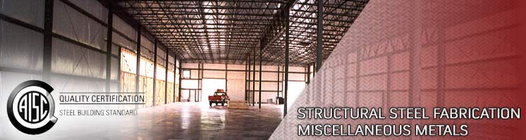Structural Steel and Miscellaneous Metals